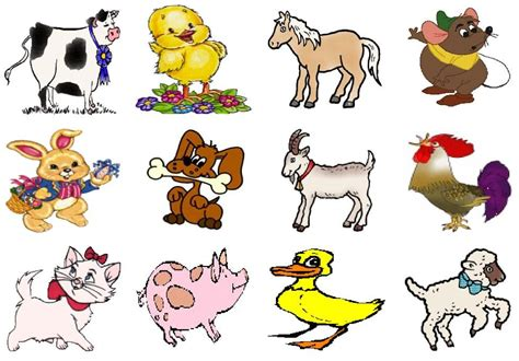 imagenes de animales salvajes y domesticos im 225 genes de animales dom 233 sticos