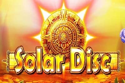 solar disc slot  play pattern win review