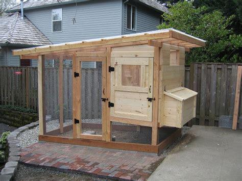 homemade chicken coop  owner builder network