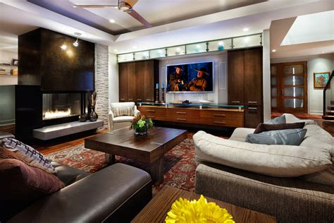 Television In Living Room by Wall Mounted Tv Cabinet Living Room Modern With Accent