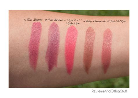 Lipstik Ysl Pur Couture ysl pur couture lipstick review the of