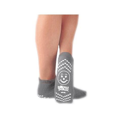 Pillow Paws Non Slip Socks by Principle Pillow Paws Ankle High Slipper Socks Non Skid