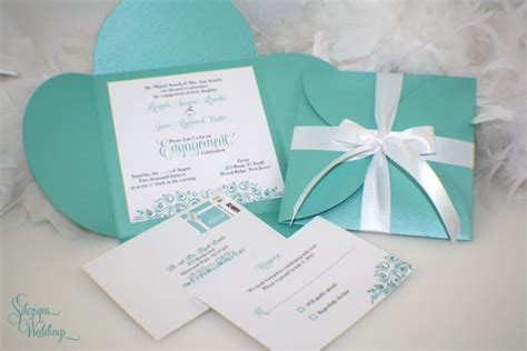 wedding invitation companies in durban 10 engagement invitation cards ideas for awesome couples