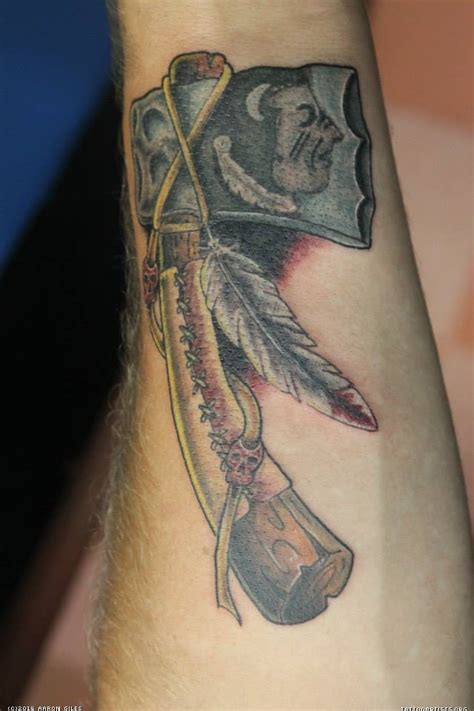 fsu tattoos seminole tomahawk artists org