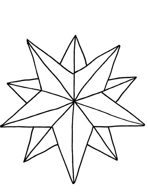yellow star coloring page 48 best colouring pages images on pinterest coloring