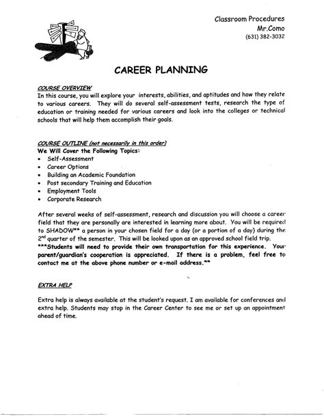 career plan essay sle career path essay