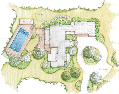 house plans with landscaping how to enjoy landscape planning landscaping gardening