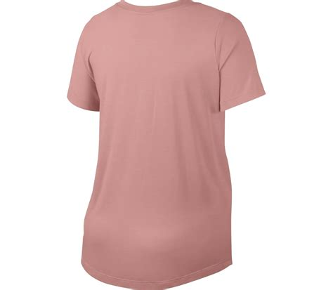 Nike The Top Running Pink nike sportswear essential s running top pink