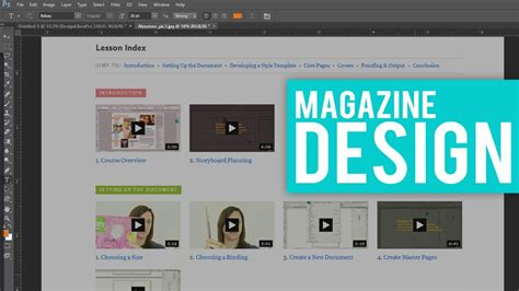 magazine design youtube learn how to design a magazine for free youtube
