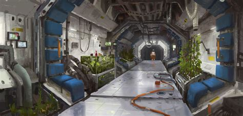 space station interior concept art pics about space 48 hour space station corridor breakdown