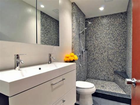 modern gray bathroom contemporary bathroom photos hgtv