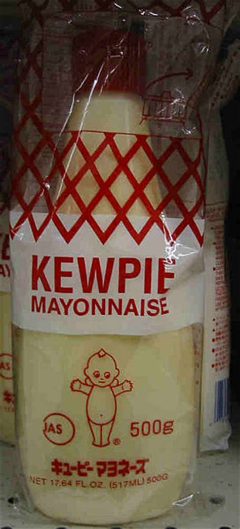 kewpie dictionary the maze of mayonnaise the plate