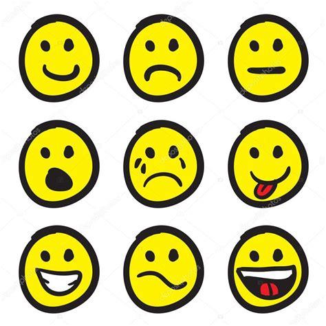 emoticon smiley face stock vector illustration of head emoticon smiley face doodles stock vector