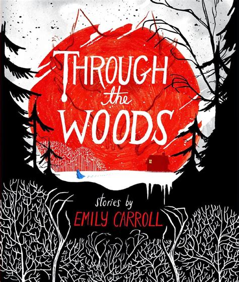 through the books comics cola through the woods by emily carroll preview