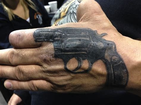 gun tattoos designs ideas  meaning tattoos