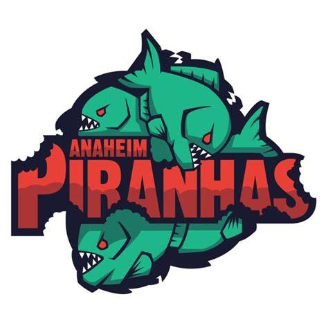 3d Logo Arema anaheim piranhas awesome logo remake for a cool arena