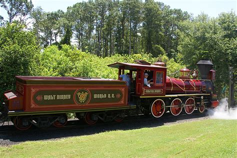 Walt Disney World Railroad closing for refurbishment later this year