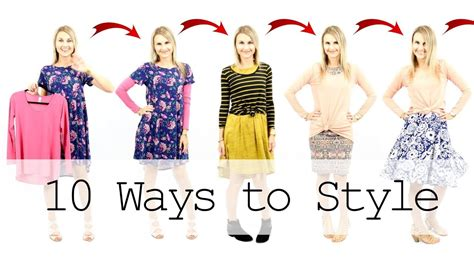 10 Ways To Wear Animal Graphics by 10 Ways To Style For Fall Season Lularoe Lynnae