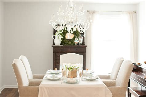 Pottery Barn Dining Room Tables Elegant Easter Tablescapes