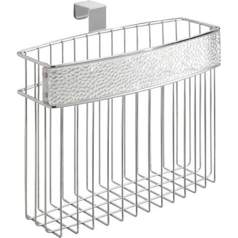 toilet magazine rack interdesign over the toilet magazine rack in bathroom magazine racks