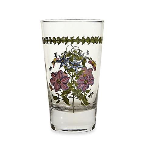 Portmeirion 174 Botanic Garden 16 Oz Highball Glasses Set Portmeirion Botanic Garden Glasses