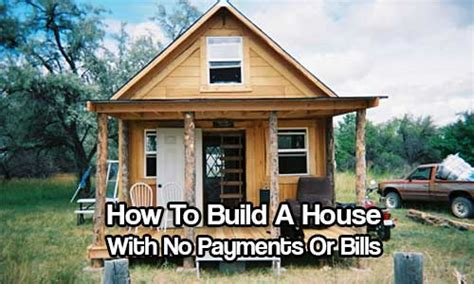 5000 dollar cabin how to build a house with no payments or bills shtf