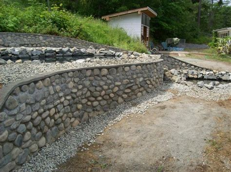 Interlocking Retaining Wall 32 Best Images About Retaining Walls On