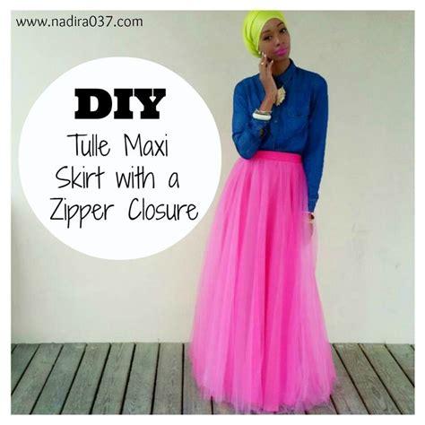 25 best ideas about tulle skirt tutorial on