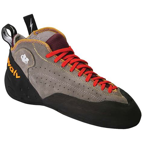 evolv climbing shoes evolv s astroman climbing shoe