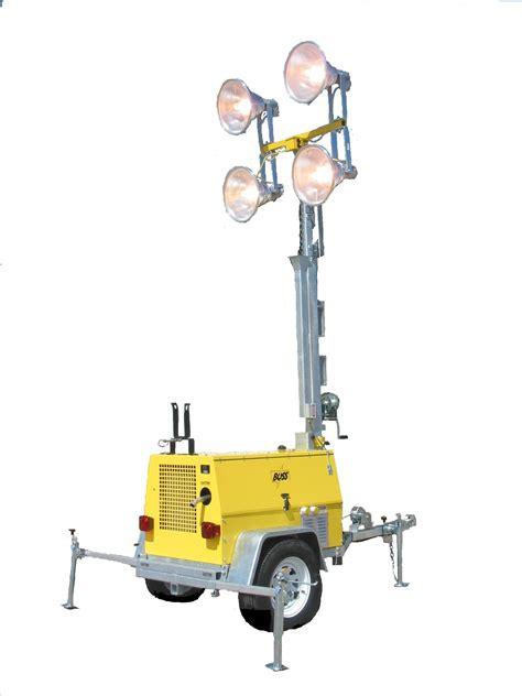 rent lights light tower rentals portable towable lighting for rent