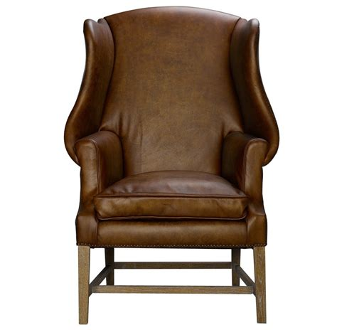 Chair And A Half Cover Hickory Chair Wingback Chair And Ottoman