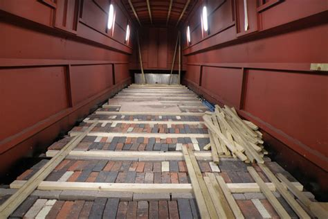 narrow boat flooring ballast for narrowboats how much ballast do you need on