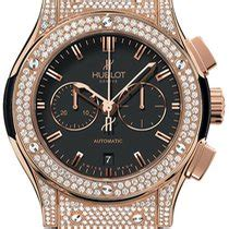 Hublot Vendome Fusion Rosegold Grey hublot classic fusion chronograph pink gold all prices