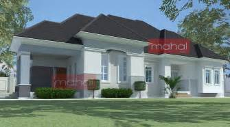Floor Pln 4 Bedroom Bungalow Plan In Nigeria 4 Bedroom Bungalow