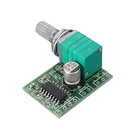 Pam8403 Mini 5v Digital Lifier Board With Switch Potentiometer pam8403 mini 5v digital lifier board with switch potentiometer robu in indian