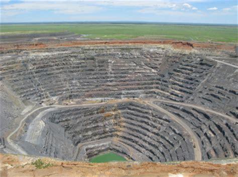 environmental indicators in mining earth sciences