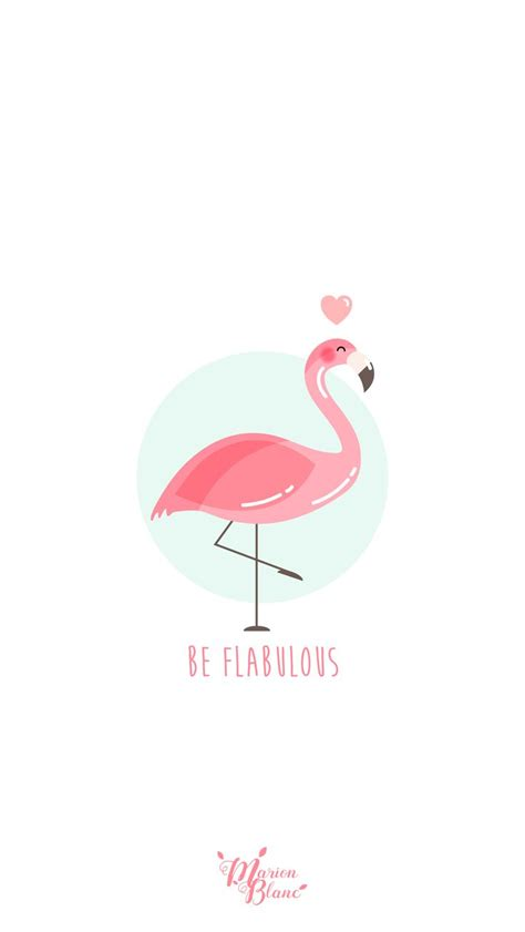 fancy flamingos iphone wallpapers images