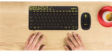 Keyboard Dan Mouse Wireless Combo Mk240 Nano jual logitech mk240 nano wireless combo 920 008202 black murah bhinneka