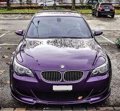 Purple Bmw M5 Purple Bmw Cars Bmw And Chang E 3