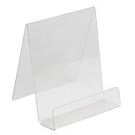 Clear Holder Vividus 60 Lembar Clear Book 60 Sheets clear ad lhs 46 acrylic table top easel display stand 4x6 plastic book holder