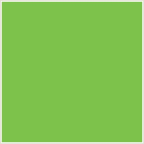 green colors 7dc24b hex color rgb 125 194 75 green mantis