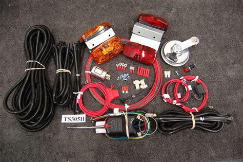 Sale Cat Kuda Terbang 928 Signal 0 1 Liter ts305h ranger or crew regular turn signal kit with horn vic s light kits