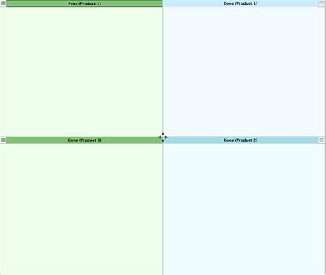 pros and cons matrix template pros and cons matrix template outletsonline info