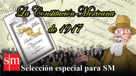 constitucion de 1917 la constituci 243 n mexicana de 1917 bully magnets youtube