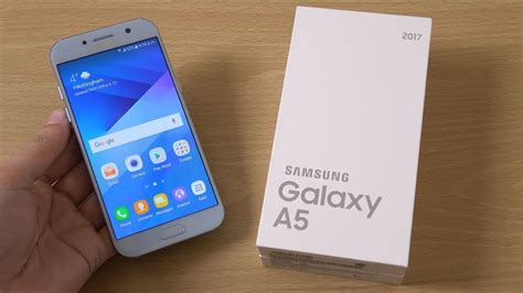 5 new year unboxing samsung galaxy a5 2017 unboxing look 4k