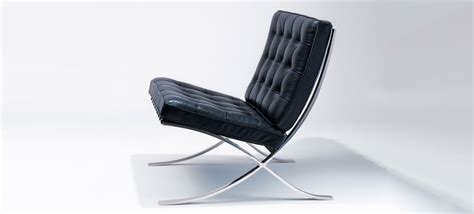 poltrona barcelona originale barcelona mies der rohe knoll international