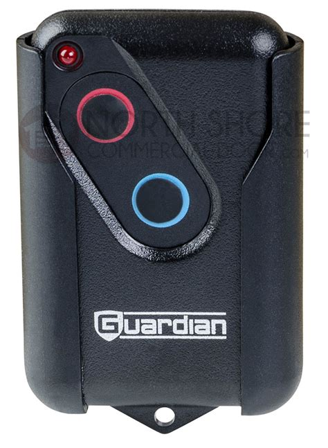 guardian gdorb residential  button remote control