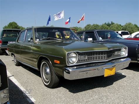dodge dart sedan dodge dart custom 4door sedan 1974 oldiesfan67 quot mon