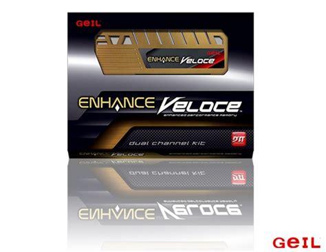 Memory Pc Geil Ddr3 Evo Veloce Pc12800 Dual Channel 16gb 8gb geil ddr3 pc3 12800 1600mhz enhance veloce cl9 9 9 9