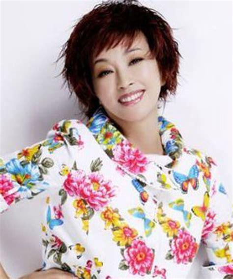 chinese veteran actress veteran actress liu xiaoqing weds for 4th time china org cn
